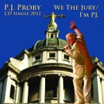 i'm PJ- We The Jury  -2012- on Select Records SRLCD007