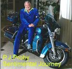 SENTIMENTAL JOURNEY-2003- on Santa Fe Records FLCD06